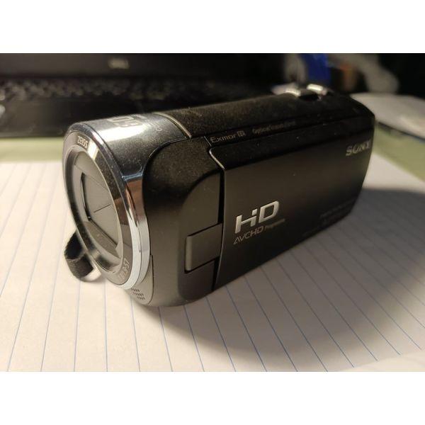 polite olokenouria vinteokamera Sony HD Handycam HDR-CX405