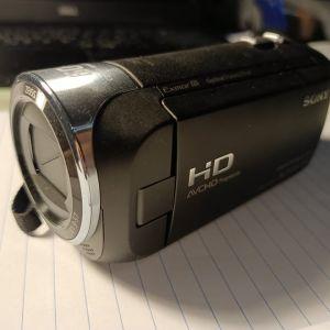Πωλείται ολοκαίνουρια Βίντεοκάμερα Sony HD Handycam HDR-CX405