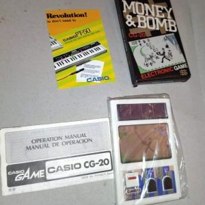 Video game casio money and bomb καινούργιο