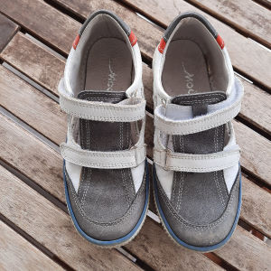 Δερμάτινα παπούτσια μούγιερ no 32