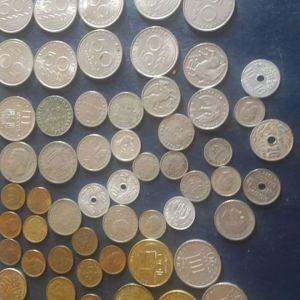 λοτ ελληνικα νομισματα