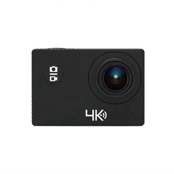 epanastatiki Action Camera 4k Wi Fi me fonitikes entoles tipou GoCam Pro 8