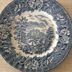 πιάτο πορσελάνης - H. Aynsley & Co. Ltd England's Heritage 1960