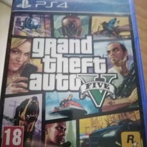 GTA V  (PS4 GAME )