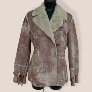 Πολύ εντυπωσιακό και ιδιαίτερο παλτό