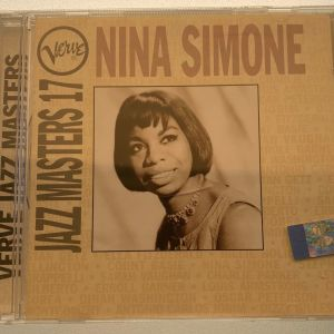 Nina Simone - Jazz masters 17 cd