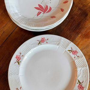 Πιάτα Πορσελάνη Vintage