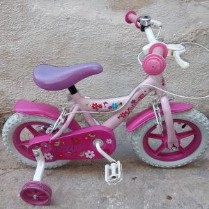 """12"""" παιδικο ποδηλατο για κοριτσι . Ανταλλαγη"""