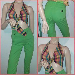 παντελόνι πρασινο moschino