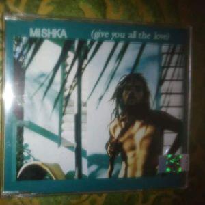 MISHKA--GIVE YOU ALL THE LOVE-CD S ΣΦΡΑΓΙΣΜΕΝΟ