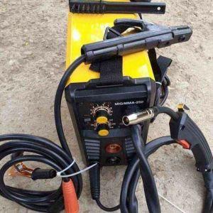 ηλεκτρικός μετατροπέας και tseo 2in1