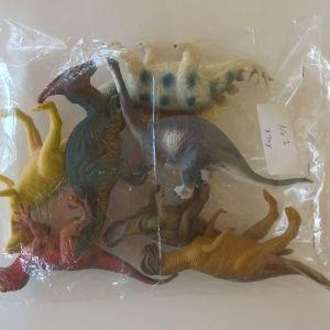 φιγουρες δεινοσαυροι  1