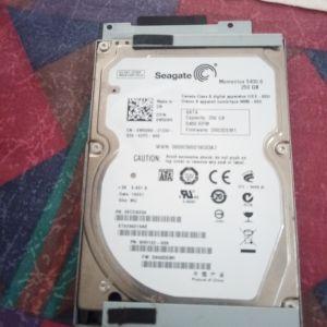 Σκληρός δίσκος Seagate 250 GB 2.5  ιντσών για λάπτοπ , notebook