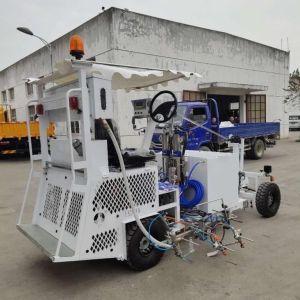 Μηχανή οδικής διαγράμμισης ψυχροπλαστικού υλικού LXD-D618