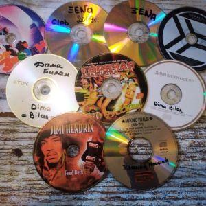 CD 9 Τεμ. Ξενα Τραγουδια.