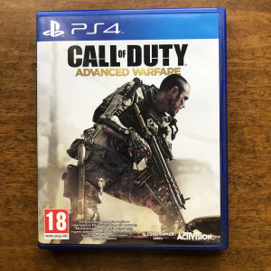 Call of duty advanced warfare PS4 games