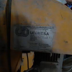 μηχανημα τσιμεντενεσεων BUNKER