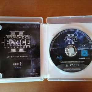 Star Wars The Force Unleashed 2 PlayStation 3