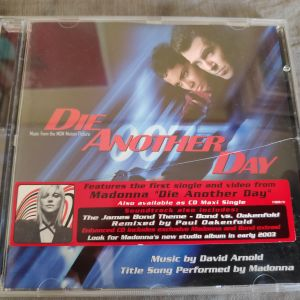 James Bond Die Another Day OST