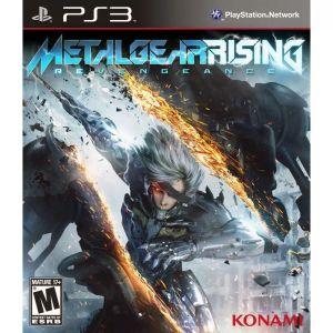 Metal gear rising: Revengence ps3