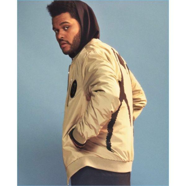 Bomber Jacket (The Weeknd)