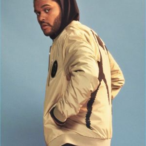 Συλλεκτικό Bomber Jacket (The Weeknd)