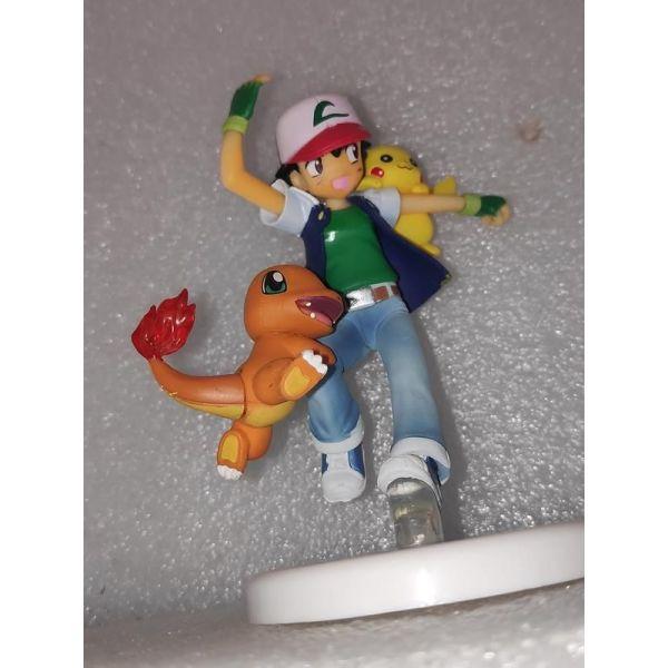 figoura Pokemon - Ash Pikachu