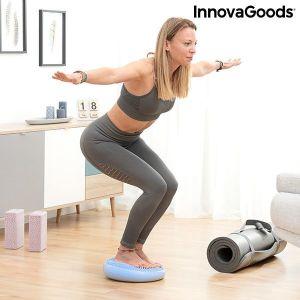 Μαξιλάρι Ισορροπίας με Φουσκωτή Cushport InnovaGoods