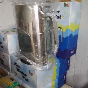 Κανάτα νερού, μεταλλική, 1,9 λίτρων