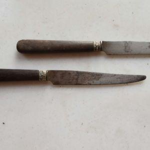 Μαχαίρια (2) στρατού ARMES E1 CYCLES FRANCAISE 1900 περίπου