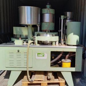 Αυτόματη μηχανή παραγωγής Κάψουλας - Καψουλιέρα