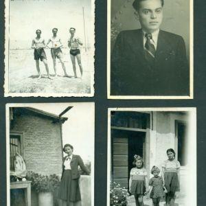 ΠΑΛΙΕΣ ΦΩΤΟΓΡΑΦΙΕΣ. ΜΕΣΟΛΟΓΓΙ. 4 ΠΑΛΙΕΣ ΦΩΤΟΓΡΑΦΙΕΣ ΜΙΚΡΟΥ ΣΧΗΜΑΤΟΣ. ΠΕΡΙΟΔΟΣ 1940. ΣΕ ΠΟΛΥ ΚΑΛΗ ΚΑΤΑΣΤΑΣΗ.