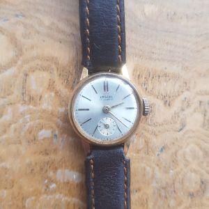 ρολόι ελβετικό κουρδιστό