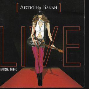 2 CD / ΔΕΣΠΟΙΝΑ ΒΑΝΔΗ / LIVE