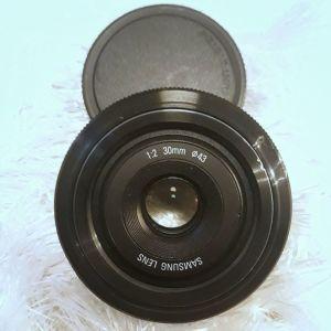 Φακός prime Samsung Nx 30mm F2
