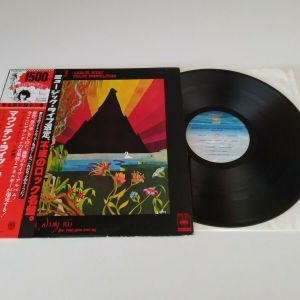 MOUNTAIN - LIVE RECORD LP