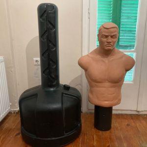 Bob επίγειος σάκος πυγμαχίας / πολεμικών τεχνών
