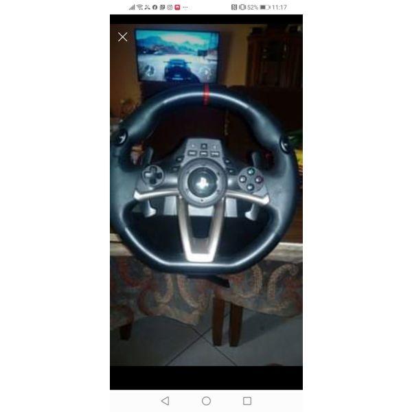 timoniera apex racing wheel
