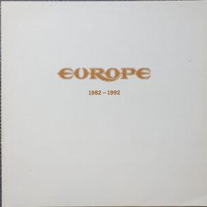 Europe collection 1982-1992 double album
