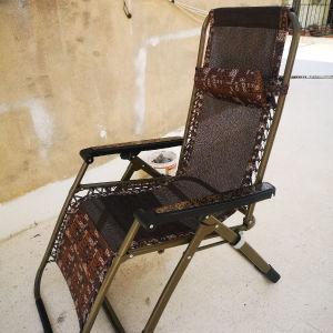 Πολυθρόνα - ξαπλώστρα κήπου & βεράντας καινούργια