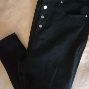 Γυναικείο παντελόνι τζιν Boohoo XL νούμερο.