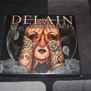 Delain - Moonbathers 2CD Mediabook