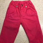 Ροζ παντελόνι 12 μηνών