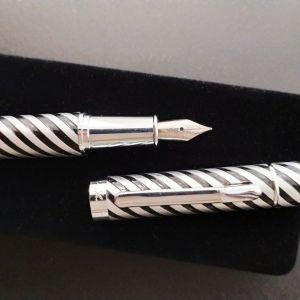 Πένα κλασική από ατσάλι