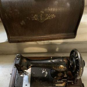 Ραπτομηχανή Singer του 1874