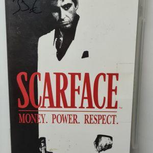 PSP  SCAREFACE MONEY POWER RESPECT USED