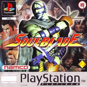 SOULBLADE - PS1