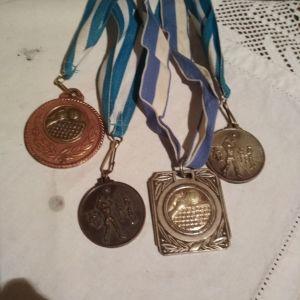 Μετάλλια βόλεϊ