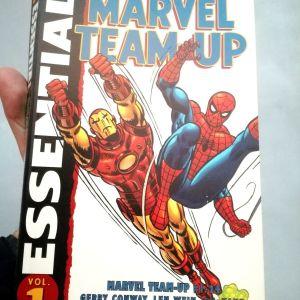 Essential Marvel Team-Up (Vol.1-2) [Marvel]