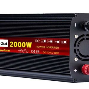 nverters καθαρου ημιτονου απο 1000W εως 2500W 12V/24V